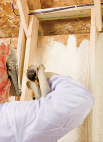 Austin Spray Foam Insulation Services and Benefits